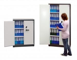 armoires à documents