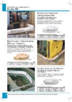 Boudins et barrages hydrocarbures