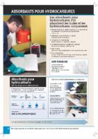 Feuilles et rouleaux hydrocarbures